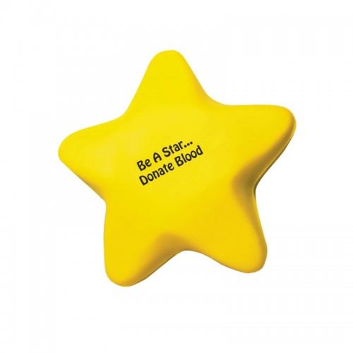 Bola Antiestrés Estrella