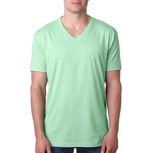 T-shirt V Hombre